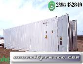 Contenedor refrigerado de 20-40 Pies. Reefers container