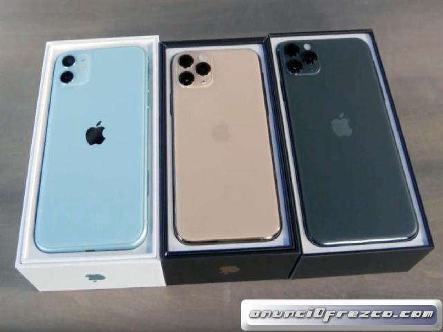 Venta Apple iPhone 11 Pro Max 512GB