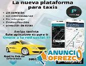 Plataforma para taxis con geolocalización cliente/taxi, solo 5.6$ mes 2