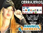 CERRAJERO 24HS A DOMICILIO 4