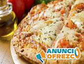 Pizzas Muzzarella al mejor precio!